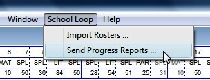Send Progress Reports